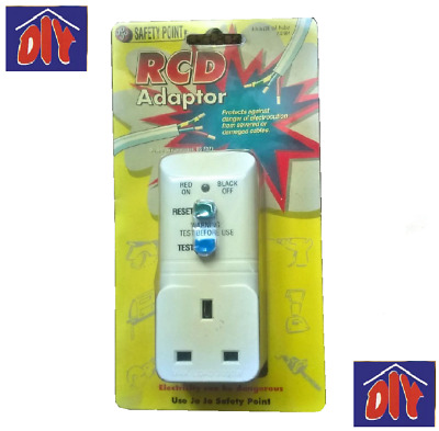 Outdoor 20A RCD Residual Current Device 30ma 240V Weatherproof JoJo IP66 SOH2