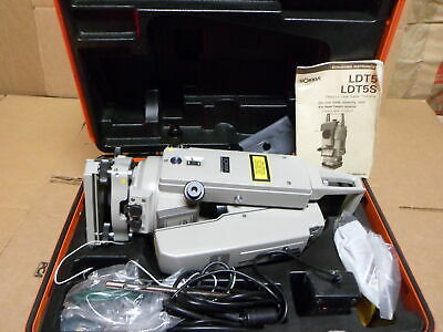 SOKKIA LDT5 THEODOLITE W/ACCESSORIES IN TRANSIT CASE Total Survey Station