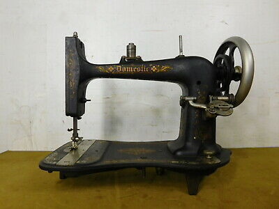RARE Antique Domestic 1876  Sewing Machine - HEAD ONLY