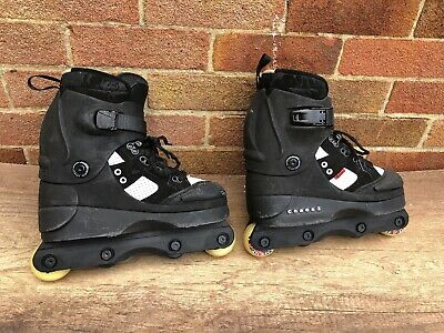 Anarchy chaos 3 Aggressive inline skates size 5