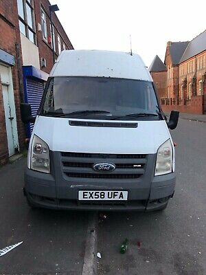 Ford transit jumbo 2008 spares or repairs non runner