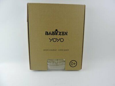 Babyzen YOYO 0+ Colour Pack Taupe Pushchair Stroller Pram Baby Infant Accessory,