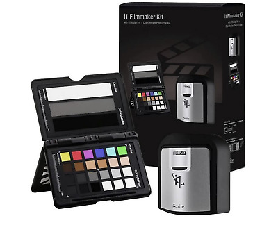 X-RITE i1 Photographer Kit -Indispensable Gear for ALL Serious Photographers NEW
