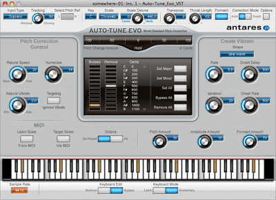 Antares Autotune Evo Vst (For Windows)