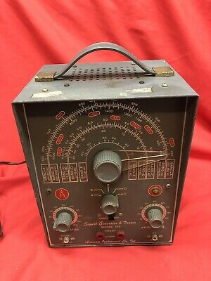 Accurate Instruments  Co. Model 153 Signal Generator and Tracer!