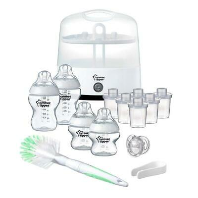 Tommee Tippee Electric BPA Free Steam Steriliser Set
