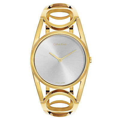 Calvin Klein Women's Quartz Watch K5U2S546