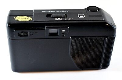 Canon Sure Shot AF35M II Compact Camera for 35mm For Parts or Repair