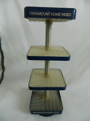 Paramount Home Video Display Stand for VHS Tapes