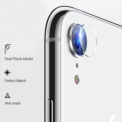 Rear Back Camera Lens Tempered Glass Screen Protector Film Cover For Iphone Xr