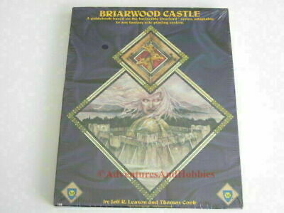 D&D Invincible Overlord Briarwood Castle Box Set Mayfair 108 Sealed Shrink BSl-S