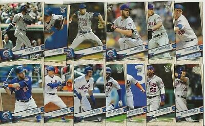 NEW YORK METS 2019 Topps Big League BASE TEAM SET (13 Cards) McNeil RC+