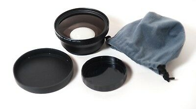 Panasonic Wide Conversion Lens AG-LW7208 Near MINT for Video Camera 72mm