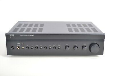 NAD C 326BEE Stereo Integrated Amplifier - 50 Watts Per Channel - Audiophile