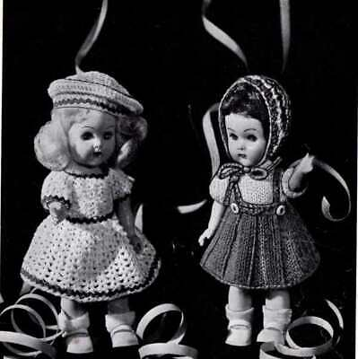 KNIT Crochet DOLL Patterns WILD ROSE DOILY Baby Booties CHRISTMAS ORNAMENTS