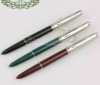 10pcs Hero 616 carbon fiber fountain pen with Lead 0.5 mm