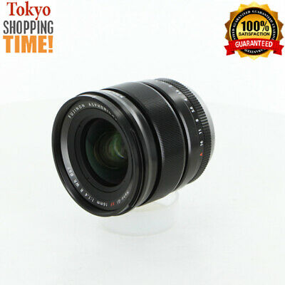 Fujifilm Fujinon ASPH Super EBC XF 16mm F/1.4 R WR Lens from Japan
