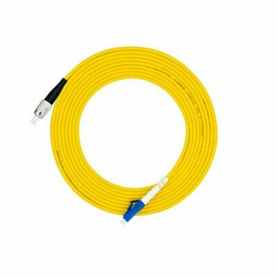 1-50M LC-FC Fiber Optic Jumper Cable Single-mode Single Core