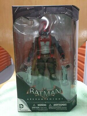 Batman Arkham Knight Red Hood GameStop Exclusive Figure DC Collectibles 2015