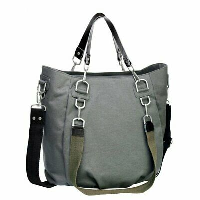 Lassig 4Family Green Label Mix 'n' Match Bag Anthracite Baby Infant Accessory