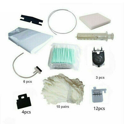 Inkjet Cleaning Kit Maintenance Kit for Roland XC-540 XJ640 XJ740 FJ540 SC540