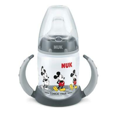 NUK First Choice Sippy Cup Leak-Proof Design with Soft Silicone Assorted