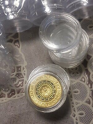 NEW $2 Coin Capsules 5 For $3
