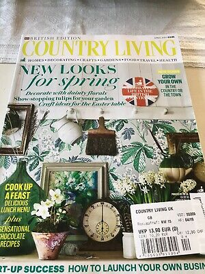 Country Living 04/19