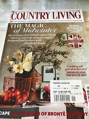 Country Living 01/19