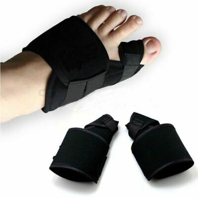 2pcs Soft Bunion Corrector Toe Separator Splint Correction System Medical Device