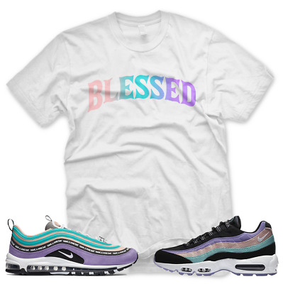 3a2768a5f4dee NEW BLESSED T Shirt for Nike Elemental Rose Foamposite Dust Gold ...
