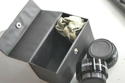 Imado Auxiliary Lens Set Telephoto & Wide Angle Canon Super Sureshot AF35ML