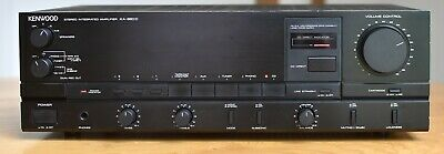 Kenwood KA-880D Stereo Integrated Amplifier