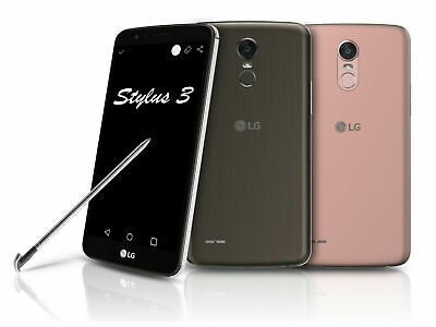 LG Stylo 3 - (M430) - 16GB (CRICKET) Smartphone - Choose Color