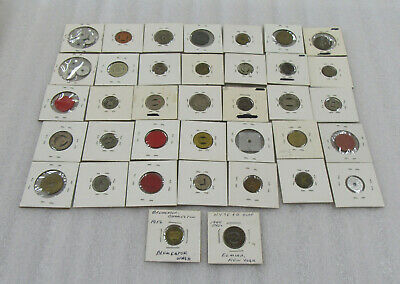 1//2 lb of transit tokens half pound Lot of 8 ounces