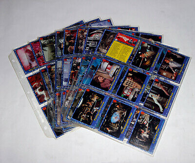 THE BLACK HOLE 1979 TRADING CARD SET  88 CARDS COMPLETE  in sleeves