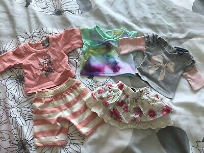 Pumpkin Patch Teddy Clothes, Will Fit Baby Born Dolls