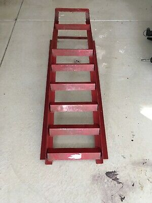 Car Ramps Steel 1000kg