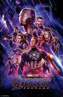 "Trends International Avengers: Endgame - One Sheet Wall Poster, 22.375"" x 34"", M"