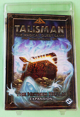 Talisman The Nether Realm Expansion  - English. New
