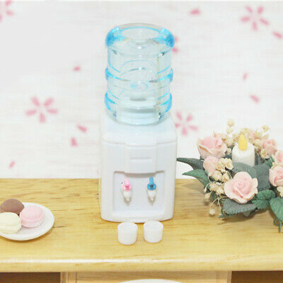 Mini Drinking Fountains Model Dollhouse Miniature Toy Cute Doll Home Accessories