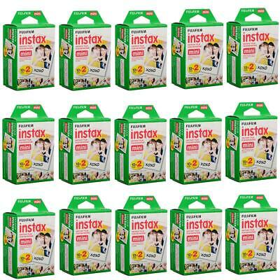 Fujifilm 15 Pack instax mini Instant Daylight Film Twin Pack, 20 Exposures