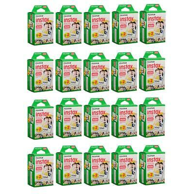 Fujifilm 20 Pack instax mini Instant Daylight Film Twin Pack, 20 Exposures