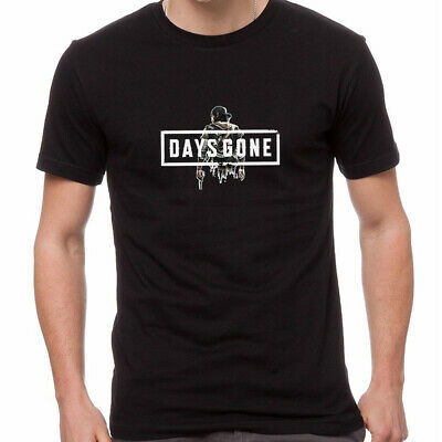 Days Gone Adventure Play Station 4 PS4 Games Cool Classic T-Shirt DGO-0007