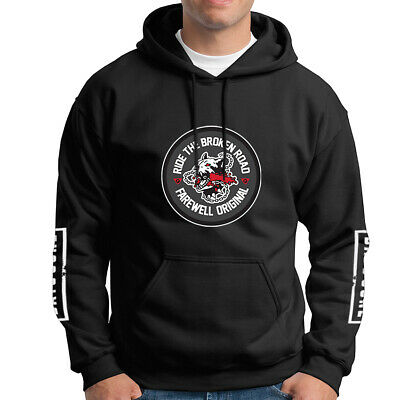 Days Gone Adventure Play Station 4 PS4 Games Cool Hoodie Sweater DGO-HD-0003