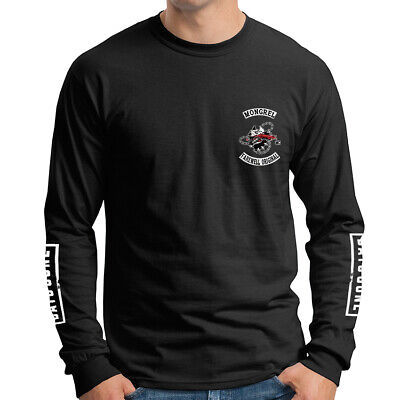 Days Gone Adventure Play Station 4 PS4 Games Long Sleeve T-Shirt DGO-LS-0010