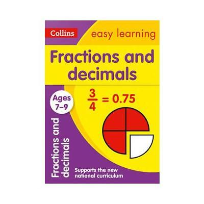 Fractions and Decimals. Ages 7-9 by Collins Easy Learning