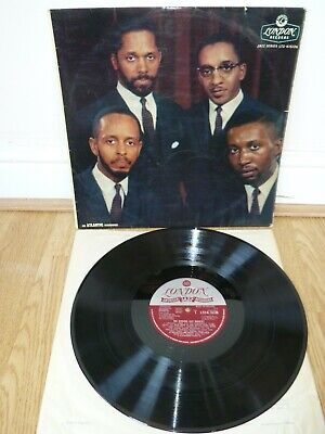 "The MODERN JAZZ QUARTET Self Titled 12"" Vinyl 1958 LP Record American COOL JAZZ"