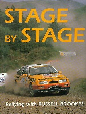 STAGE BY STAGE - Rallying with Russell Brookes.  Opel Manta ~ Chevette HSR