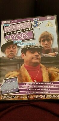 Only fools and horses dvd collection, Disc 3, Series 1, Christmas Special....